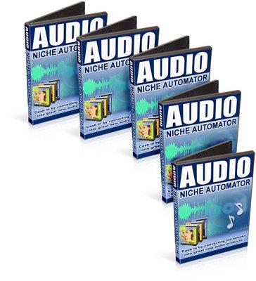 Product picture Audio Niche Automator