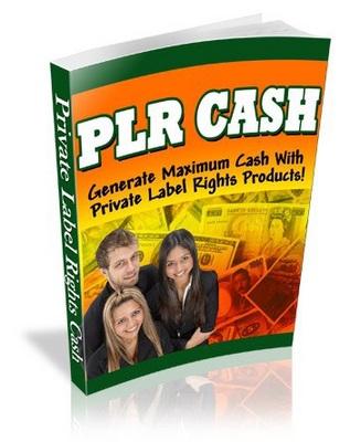 Product picture PLR CASH